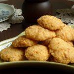 Bolachinhas de queijo low carb