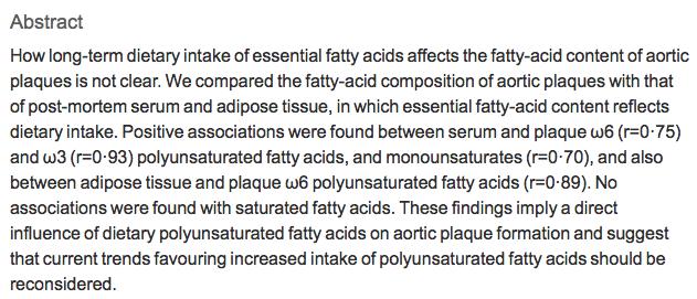 gorduras poliinsaturadas