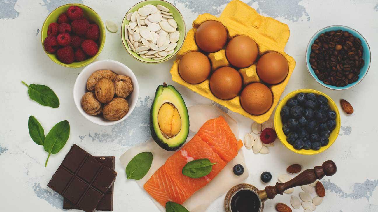 cetogenic foods
