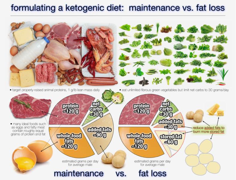 quais frutas posso comer na dieta cetogenica